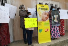 sky news africa Release Leah before Christmas, Nigerian Christian women group urge Buhari