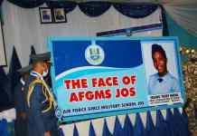 sky news africa Nigerian Air Force shines with 16-year-old who bags distinctions
