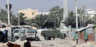 sky news africa Al-Shabab Attacks Military Bases in Southern Somalia