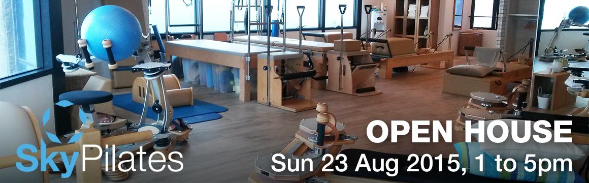 Sky10 Open House Sun 23 Aug 2015