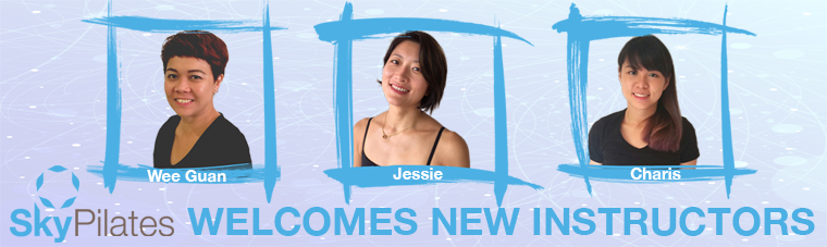 Introducing Sky Pilates' New Instructors
