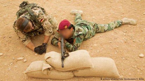 أسلحة سلمتها ألمانيا تباع في أسواق كردستان