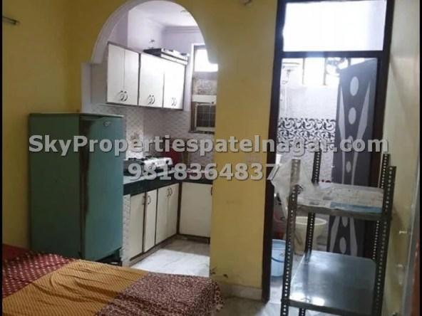 independent 1 bhk in patel nagar delhi | Sky Properties