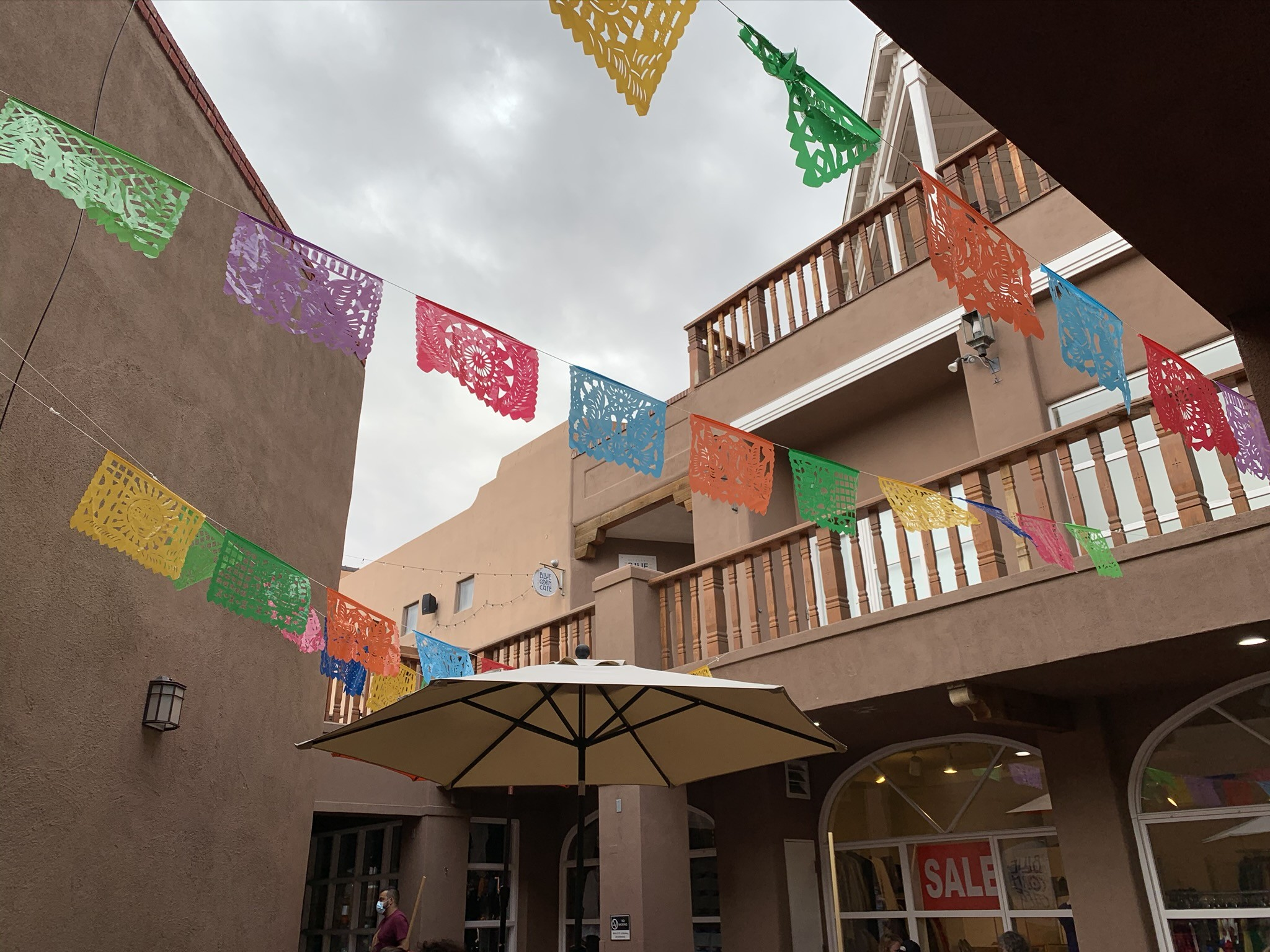 La Fogata Restaurant II, Santa Fe, New Mexico