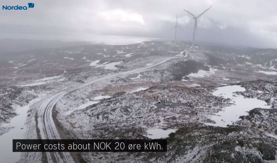 Nordea Funds Wind Turbine issue in Norway