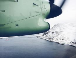 Turboprop in Winter - Chris Vom Deich on Unsplash