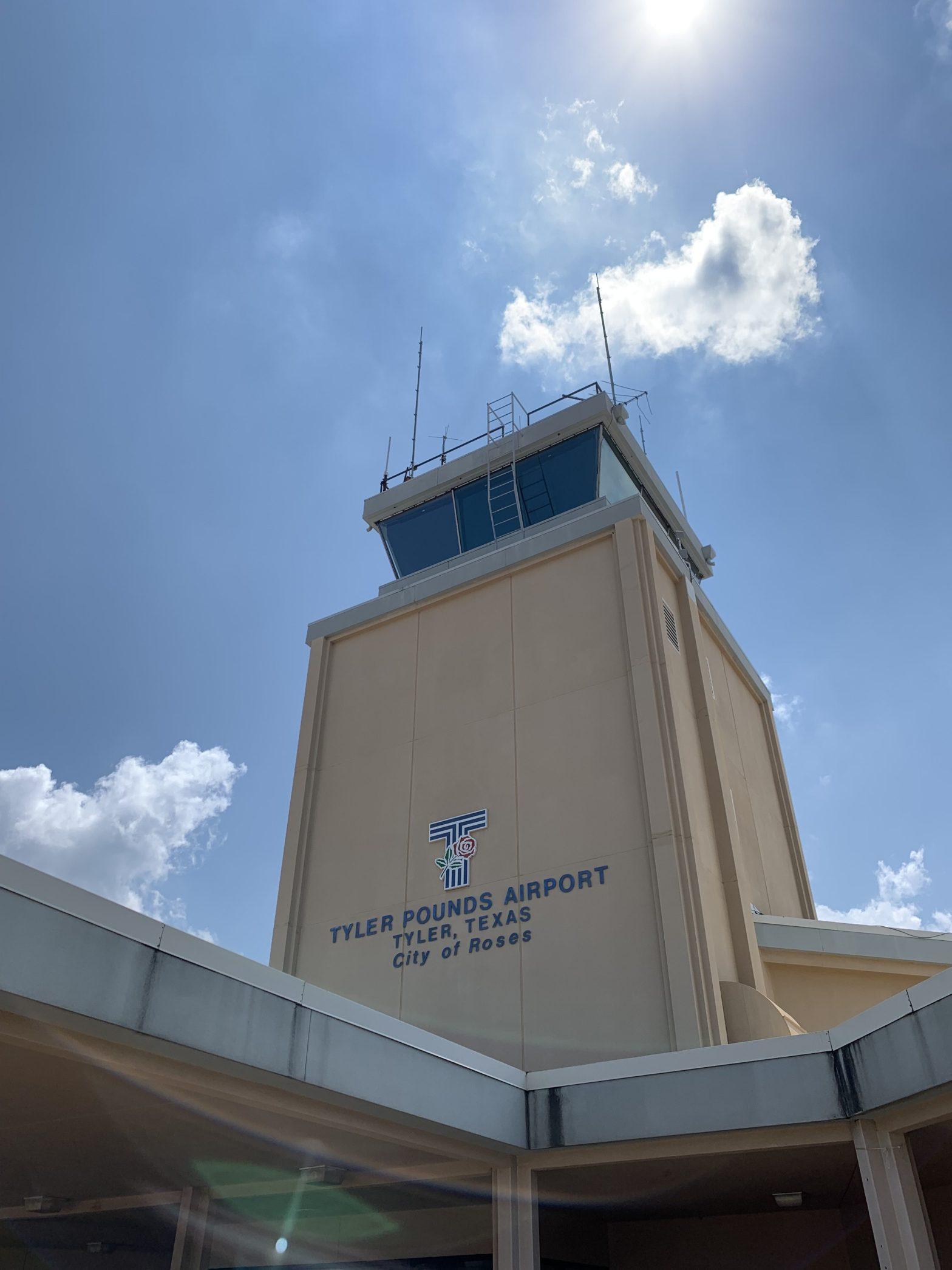 KTYR Air Traffic Control Tower