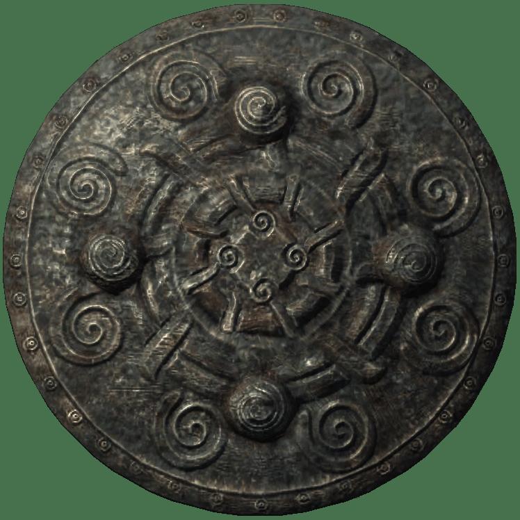 Banded Iron Shield Skyrim Wiki