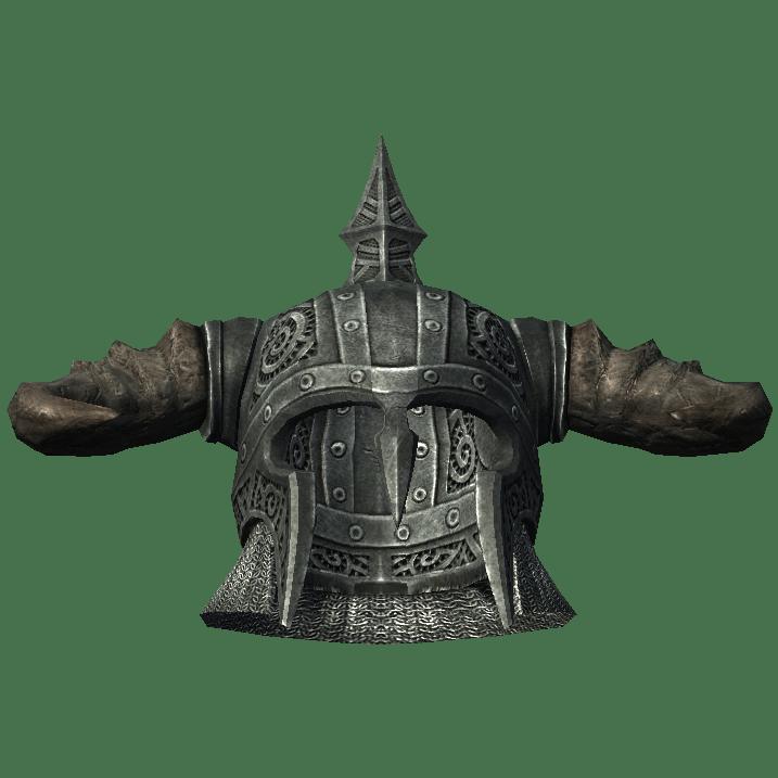Steel Horned Helmet Skyrim Wiki