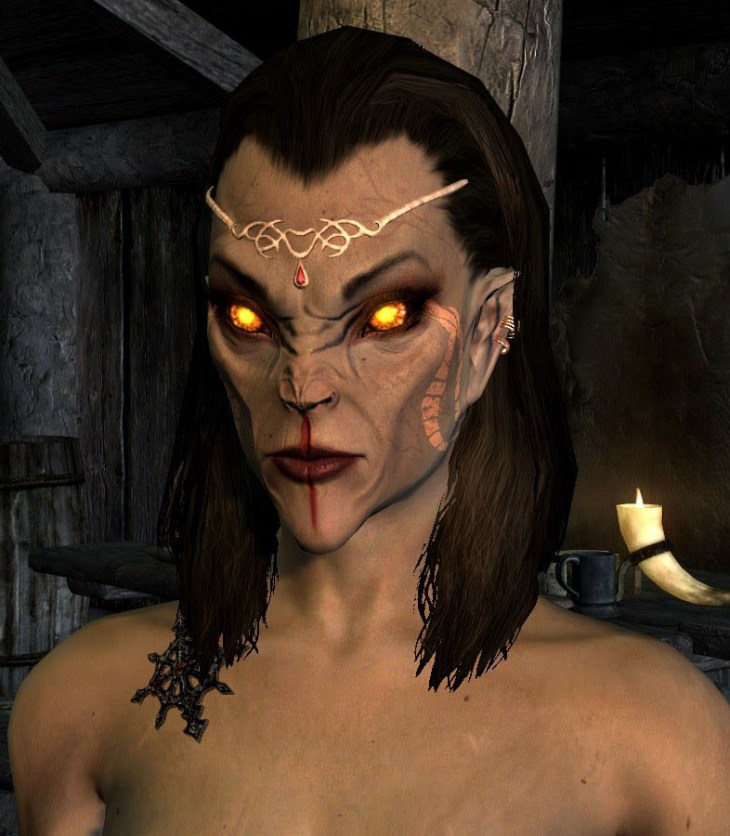 how to cure vampirism skyrim 2