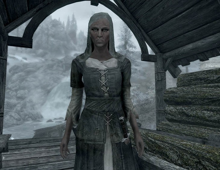 skyrim marriage Aeri