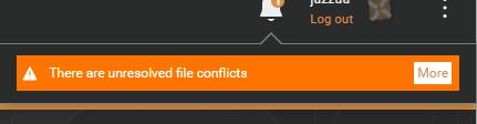 FileConflict