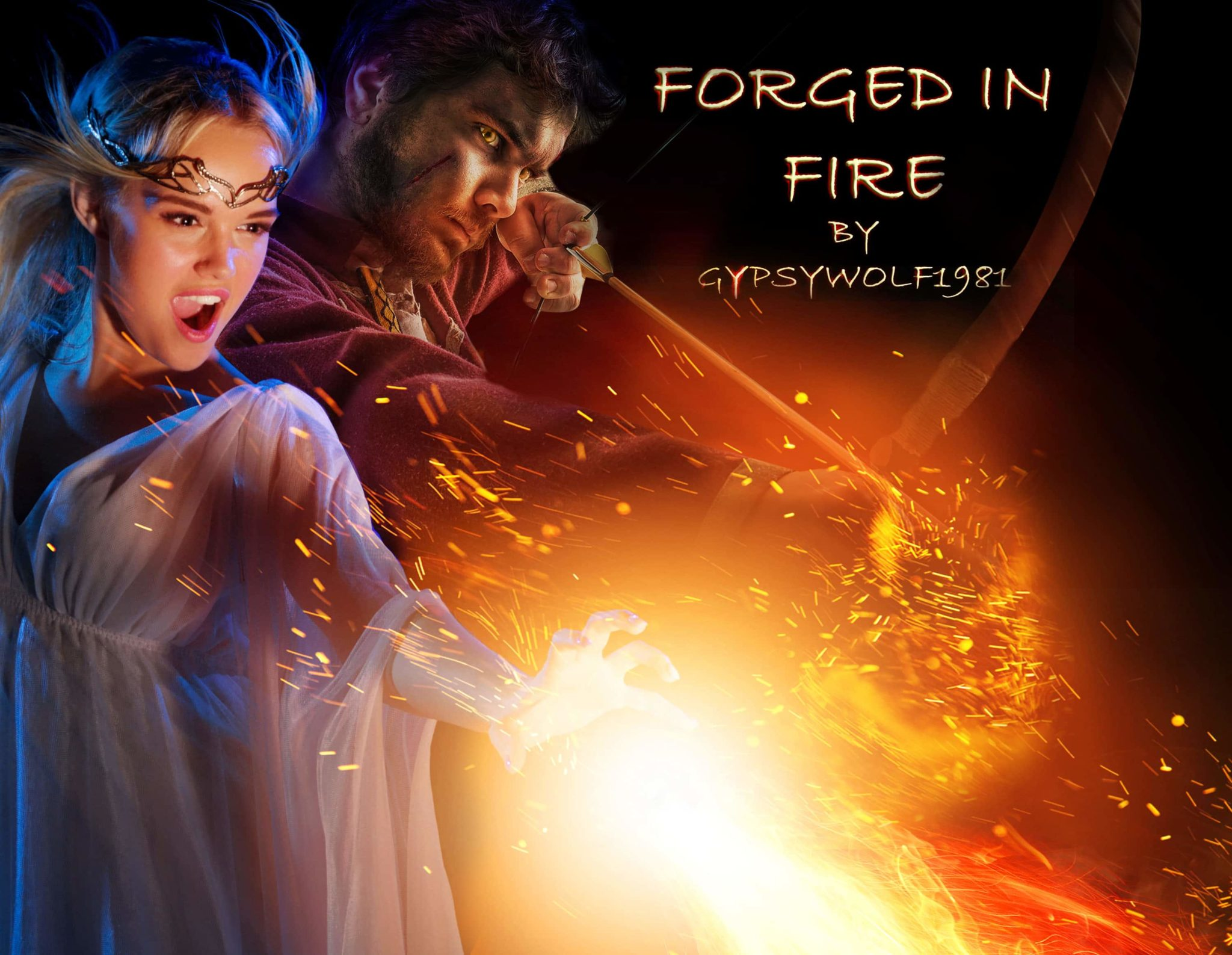Forged in Fire: Chapter 1- Bishop Romance Story by GypsyWolf