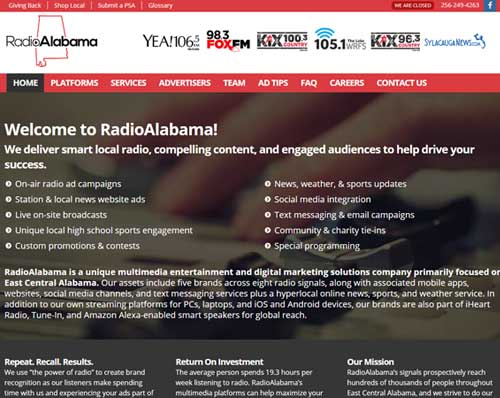 RadioAlabama.net