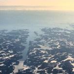 Approaching Sweden