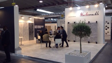 SKARLIS MARBLE at Marmomacc Verona 2016 International Trade Fair