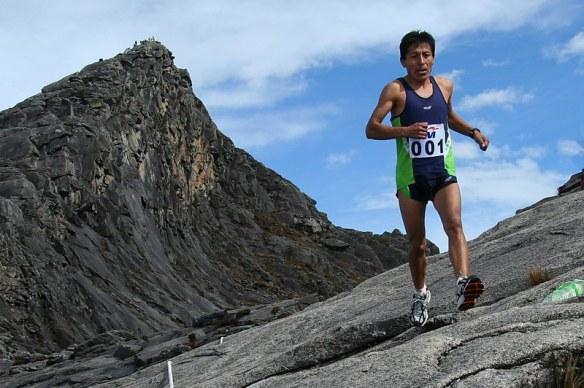 Jedna z legend Skyrunningu Ricardo Mejia