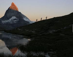 Výhledy na Matterhorn