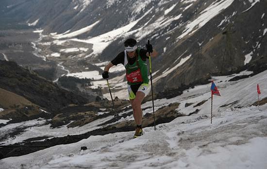 VK Mount Elbrus 2012 - Marco de Gasperi