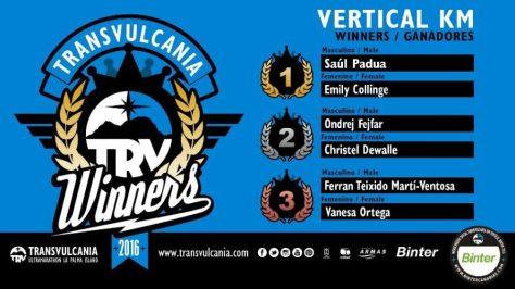Winners TrasvulcaniaVK2016