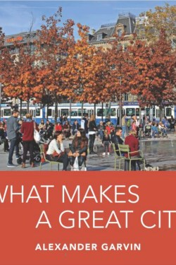 Book cover of What Makes a Great City
