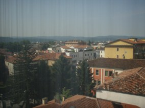 Vicenza Rooftop View