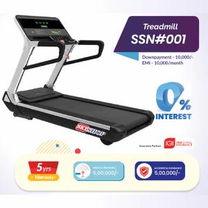 Treadmill SSN#001