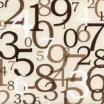 What are your important numbers?