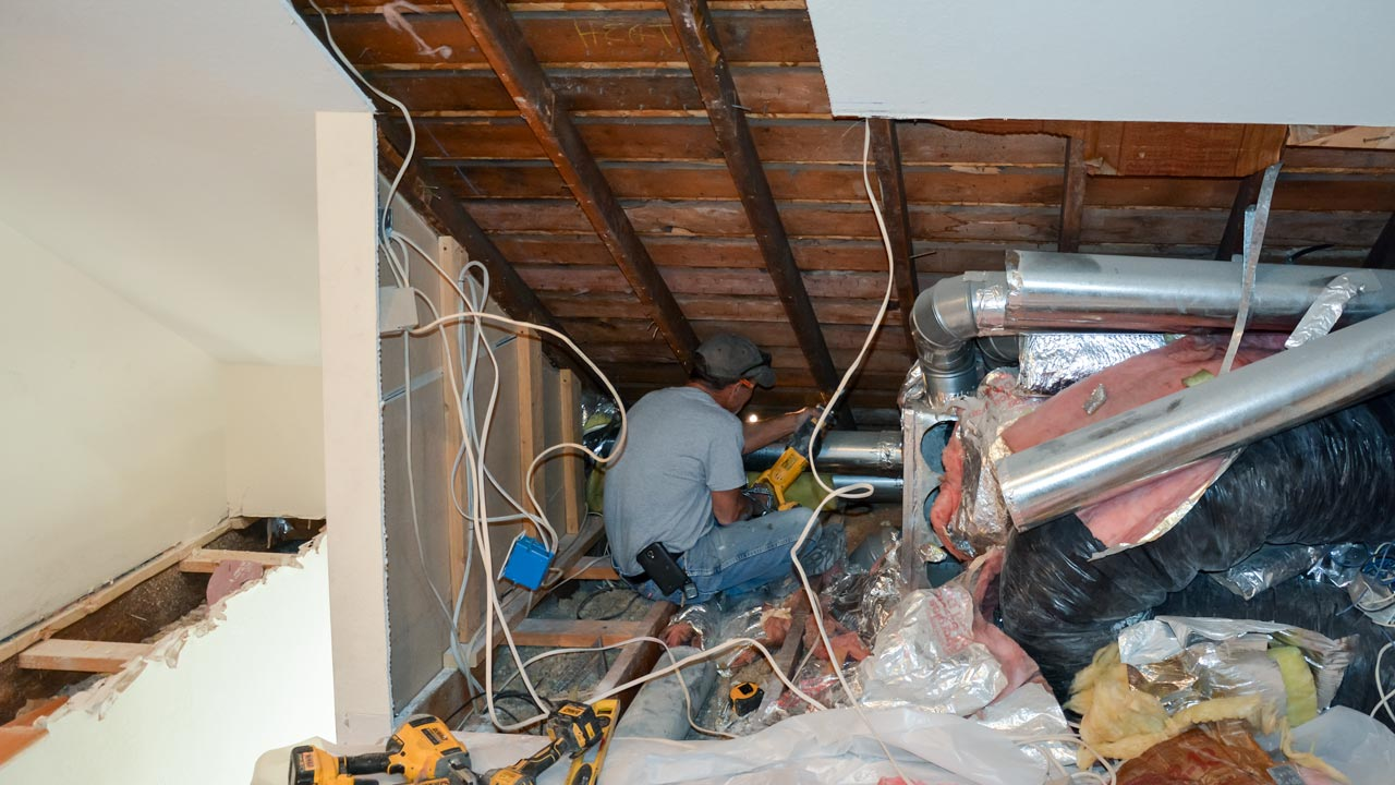 Velux Cabrio Installation – Skylight Specialists, Inc on