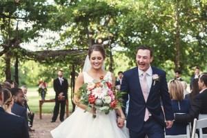 Wedding at Rancho de Colores in College Station Texas