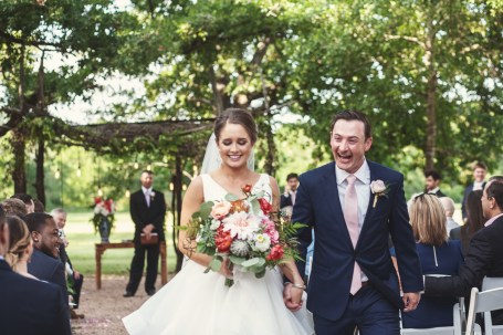 Wedding at Rancho de Colores in College Station Texas