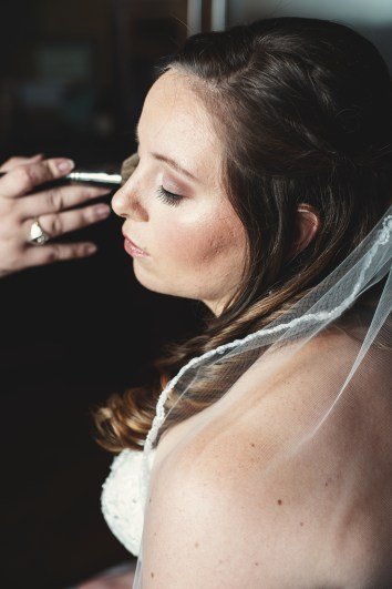 Make up for the Bride