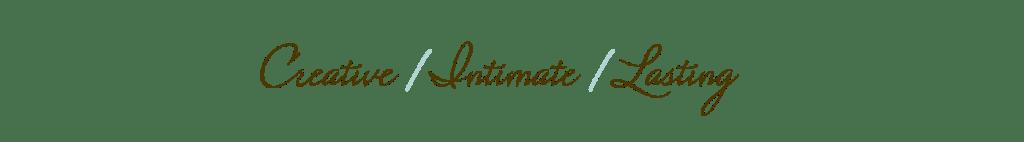 Creative Intimate Lasting Description