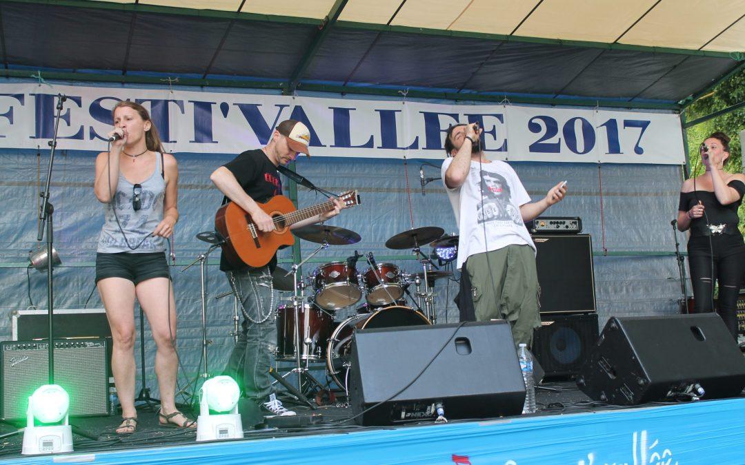 2017/06/24 Concert EL ANJO Crew – Saint Yon (91) – Festivallée