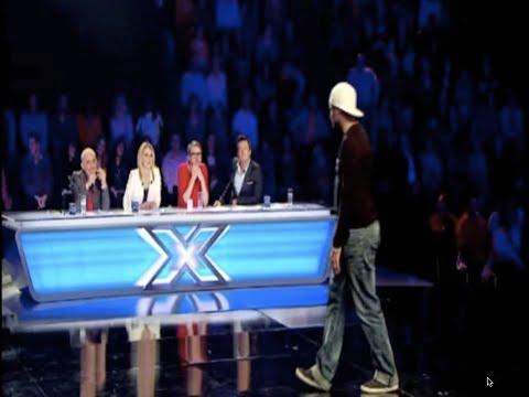 2011 – X-Factor – Passage TV M6 – Prestation EL ANJO