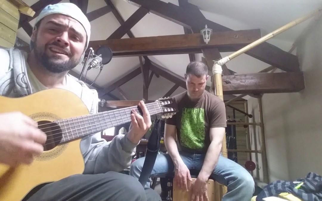 2016 – Someone like you – Cover EL ANJO avec Didier Drummer – Acoustique – Casa