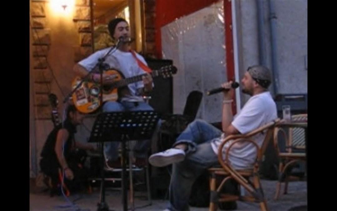 2008/10/12 Concert EL ANJO & C Kah – Etampes (dep 91) – à l'Arlequin