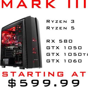 Mark III Gaming PC
