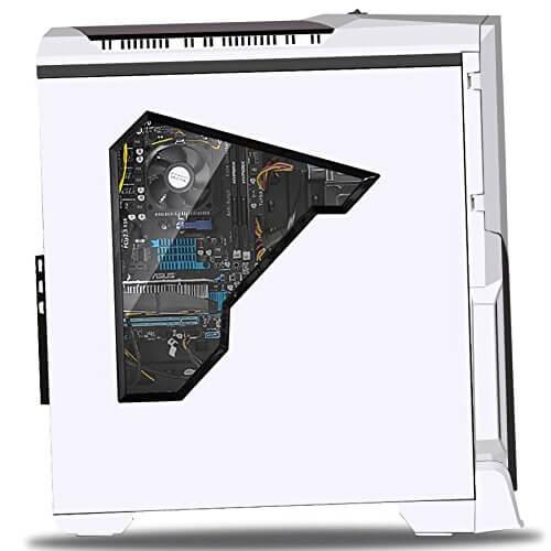 Archangel Elite AMD Ryzen 5 2600 6-Core 3.4 GHz (3.9 GHz Max Boost)