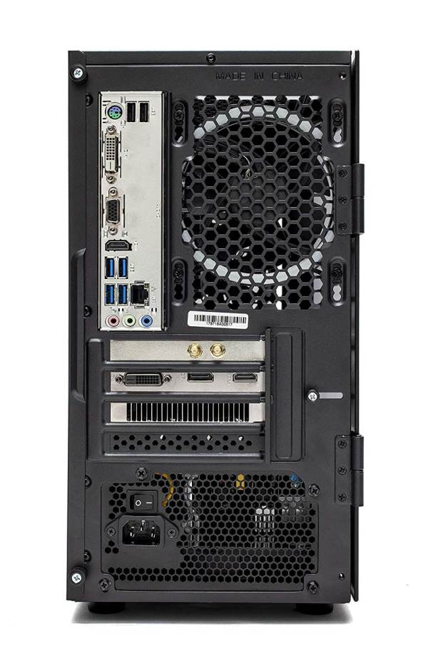 Blaze II AMD Ryzen 5 2600 6-Core 3.4GHz (3.9 GHz Max Boost)