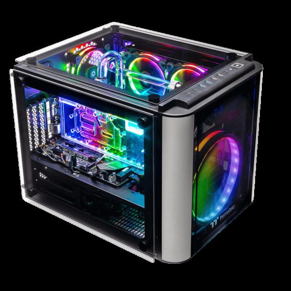 LVL 20 VT-01 Intel Core i7-9700K 8-Core 3.6 GHz (Max Boost 4.90GHz)