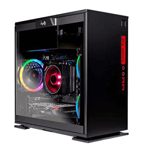 Legacy Mini AMD Ryzen 7 2700 8-Core 3.7 GHz (4.3 GHz Max Boost)