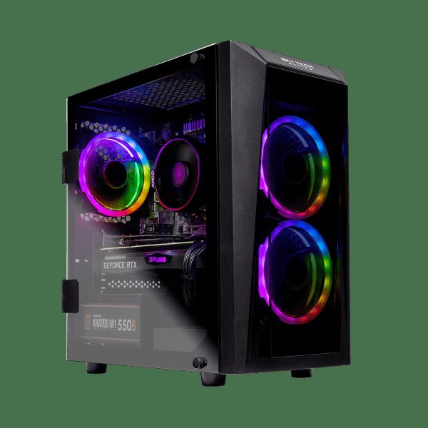 Blaze II AMD Ryzen 7 2700 8-Core 3.2 GHz (4.1 GHz Max Boost)