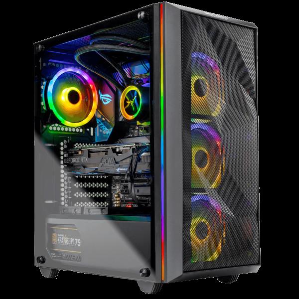 Chronos Intel Core i7-9700K 8-Core 3.6 GHz (Max Boost 4.90GHz)
