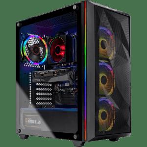 Chronos AMD Ryzen 7 3700X 8-Core 3.6 GHz (4.4 GHz Turbo)