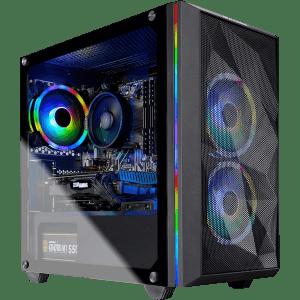 Chronos Mini Intel Core i7 9700KF 8-Core 3.6 GHz (Max Boost 4.9GHz)