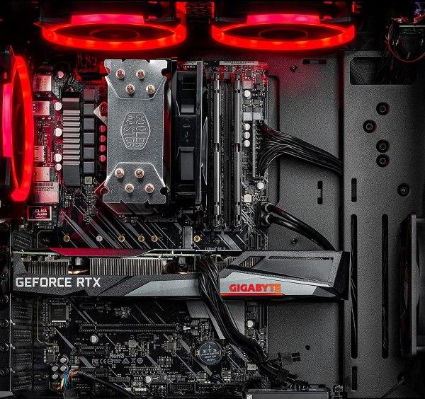 Shadow Intel Core i7 9700KF 8-Core 3.6 GHz (4.9 GHz Turbo)