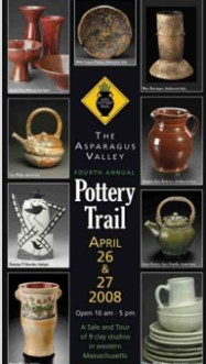 asparagus pottery 2008