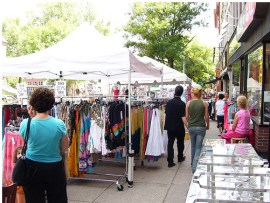 NoHo's Annual SideWalk Sale Just Around The Corner!
