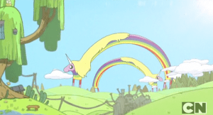 Double Rainicorn Sighting